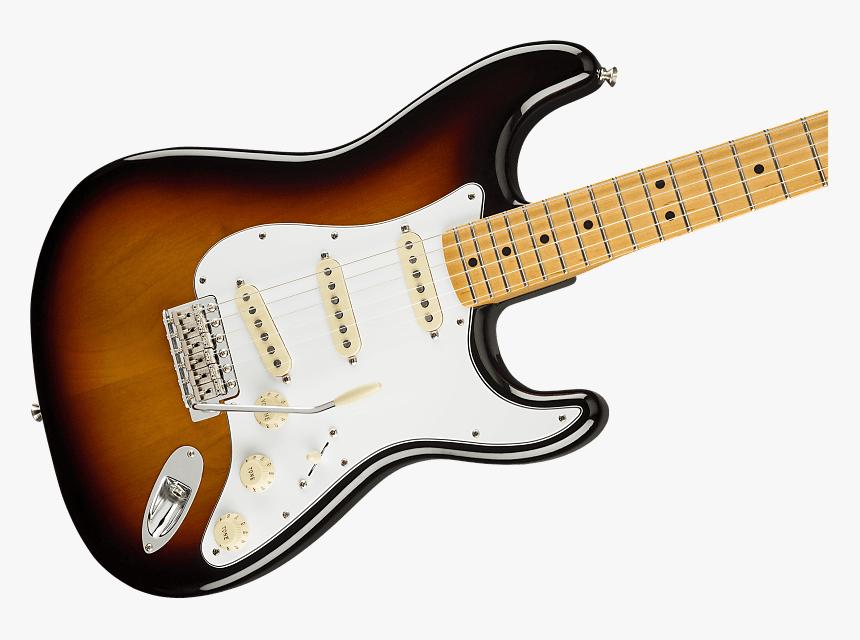 Qamtypcmwih5ws406rzk - Jimi Hendrix Fender Stratocaster Sunburst, HD Png Download, Free Download