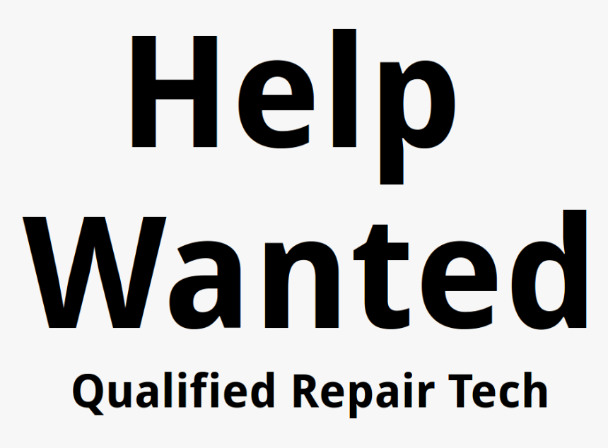 Qualified Repair Technician - Parallel, HD Png Download, Free Download