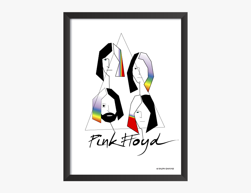 Pink Floyd Art, HD Png Download, Free Download
