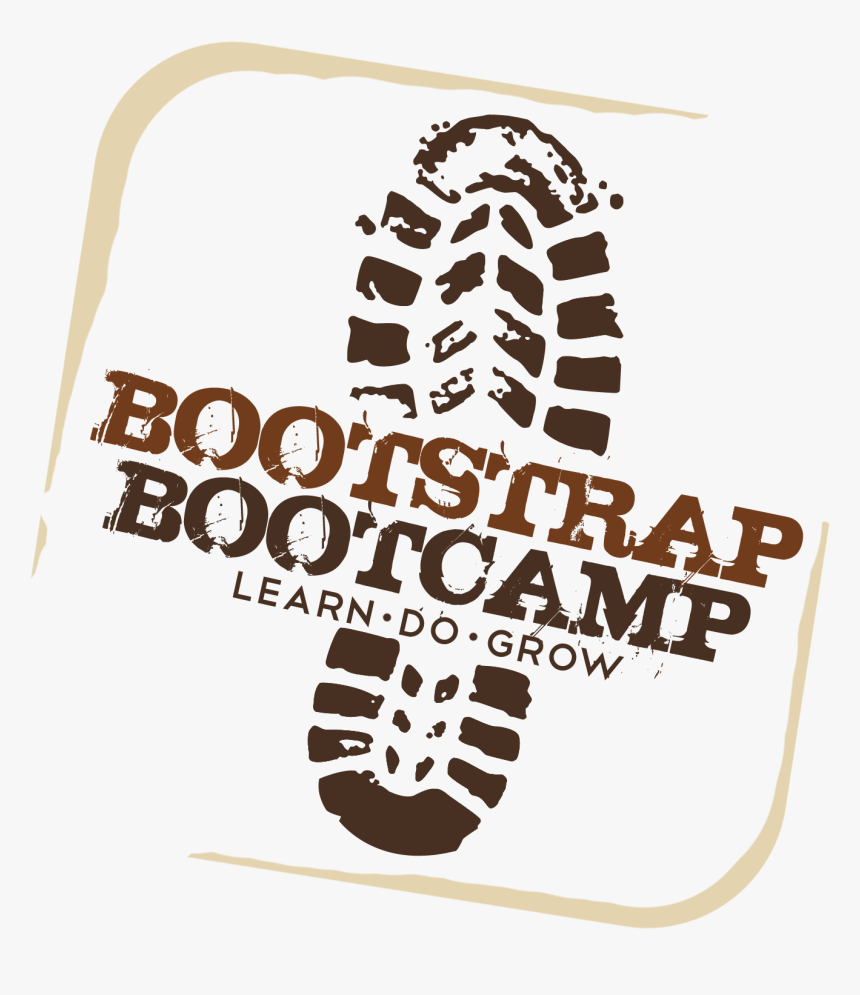 About Bootstrap Bootcamp - Boot Print, HD Png Download, Free Download