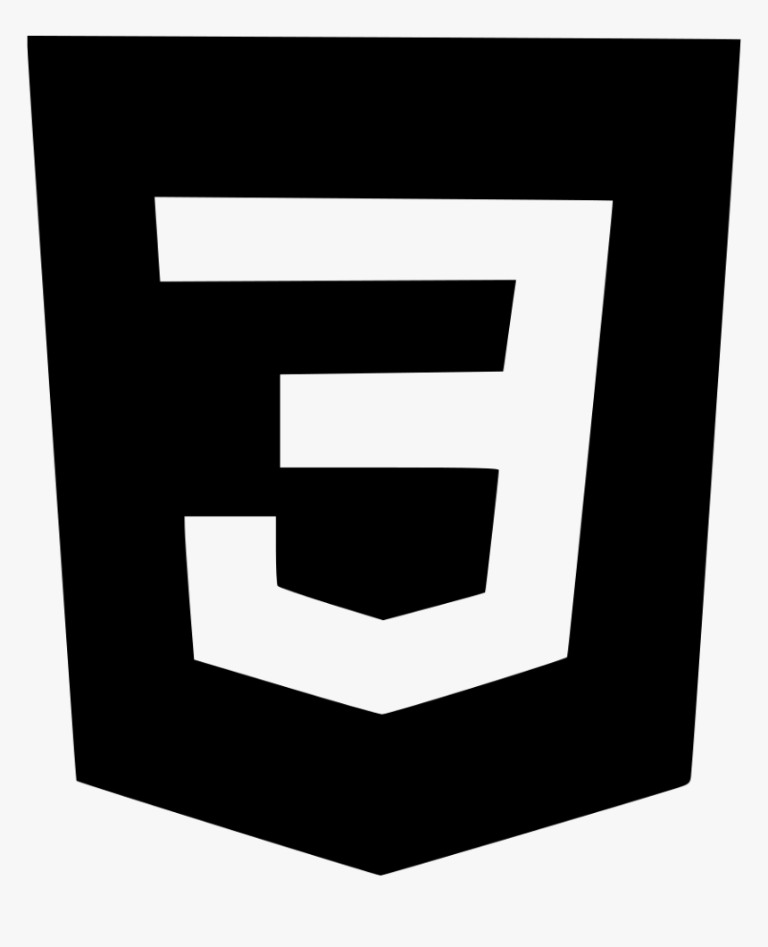 Css Css Logo Website - Css Logo Transparent Background, HD Png Download, Free Download
