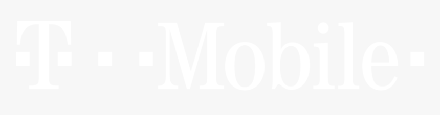 T Mobile Logo White Hd Png Download Kindpng