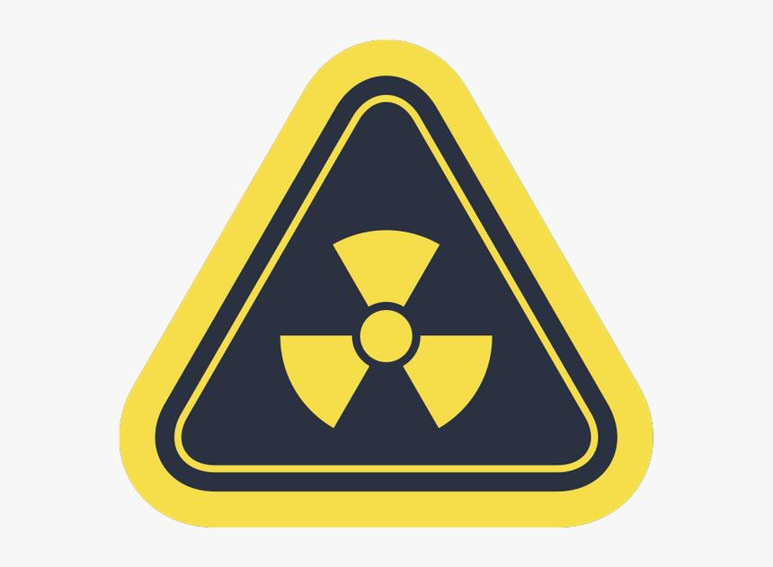 Знак Радиация, Табличка Радиоактивная Опасность, Sign - Radioactive Skull, HD Png Download, Free Download