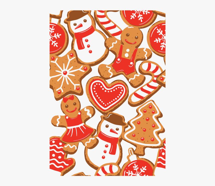 Gingerbread Png, Transparent Png, Free Download