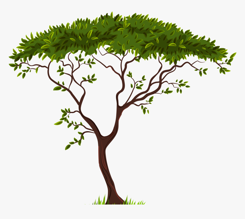 Tree Clipart Png, Transparent Png, Free Download