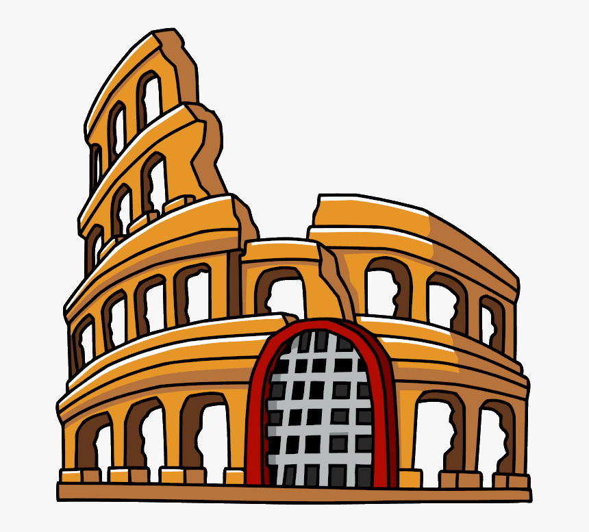 Colosseum Png Free Download, Transparent Png, Free Download