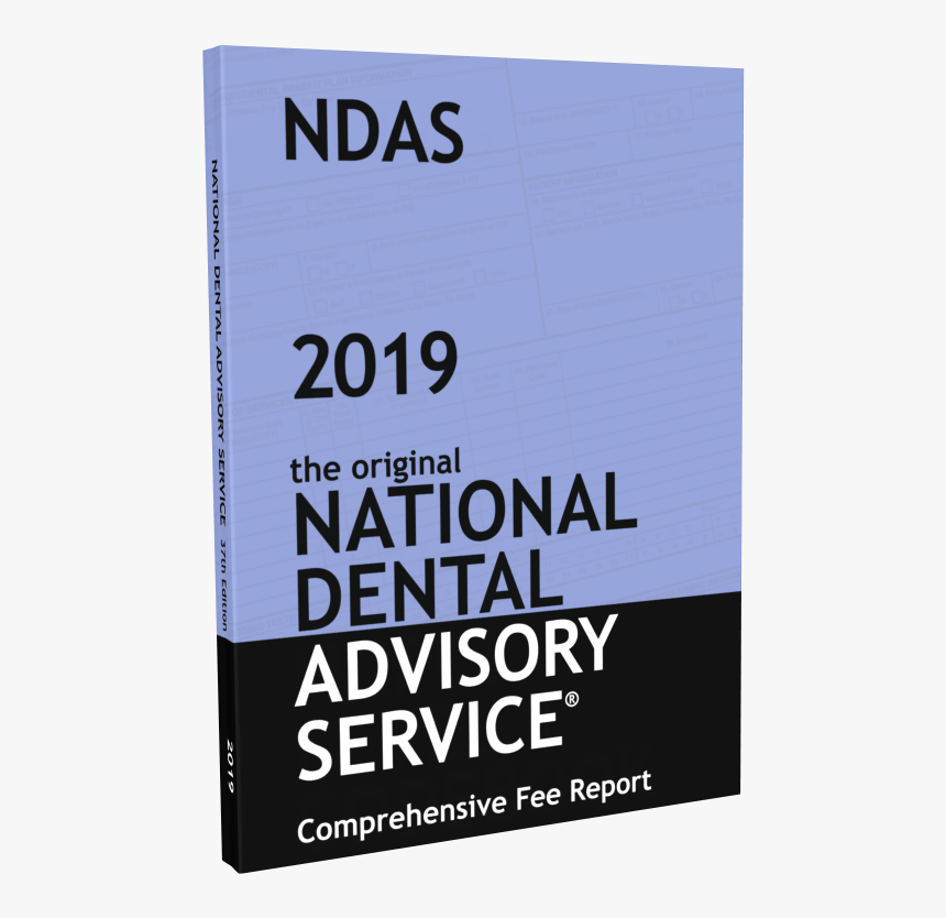 National Dental Advisory Service Fee Book, HD Png Download, Free Download