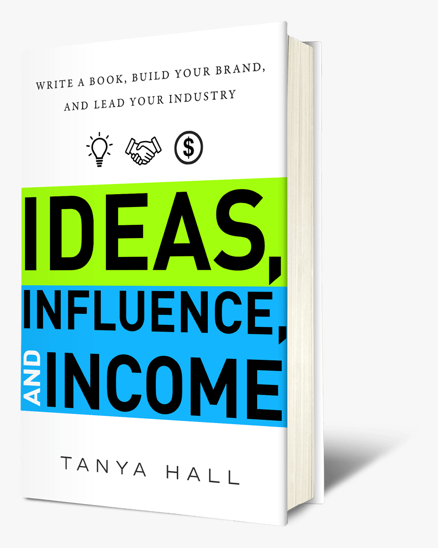 Ideas, Influence, And Income Cover, HD Png Download, Free Download
