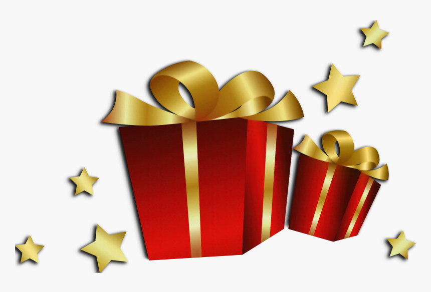Christmas Present Transparent Png, Png Download, Free Download
