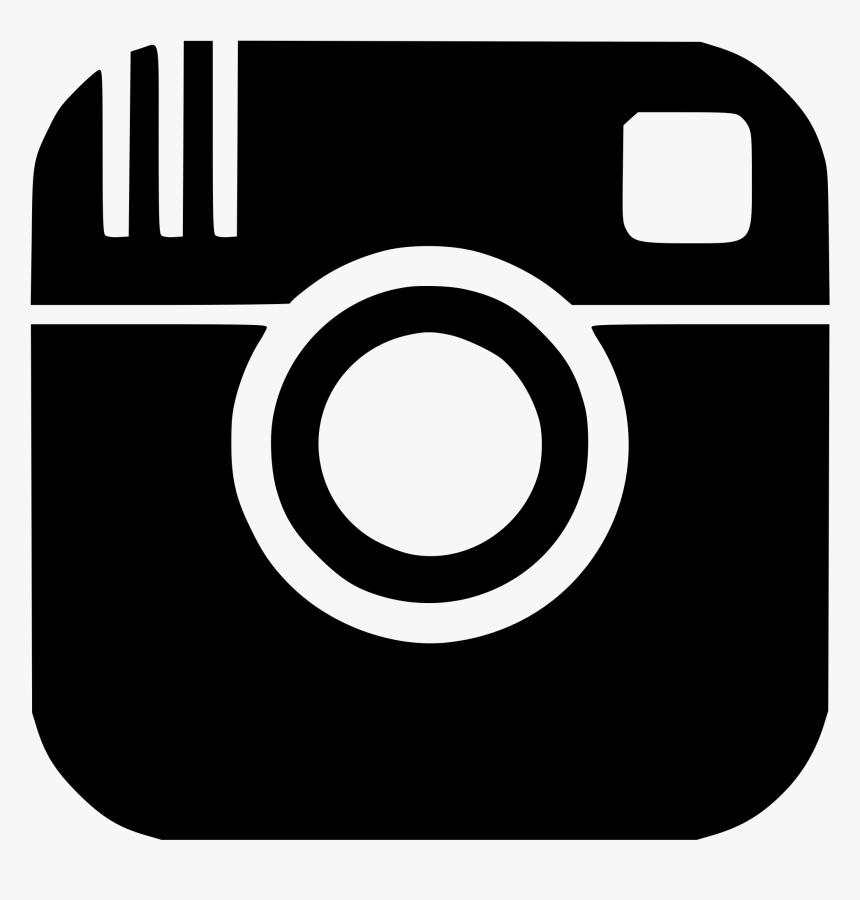 Instagram Black Png - Instagram Logo Png, Transparent Png, Free Download