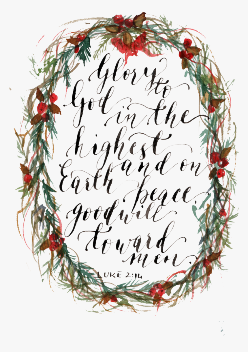 Transparent Christmas Wreath Transparent Background - Wreath, HD Png Download, Free Download