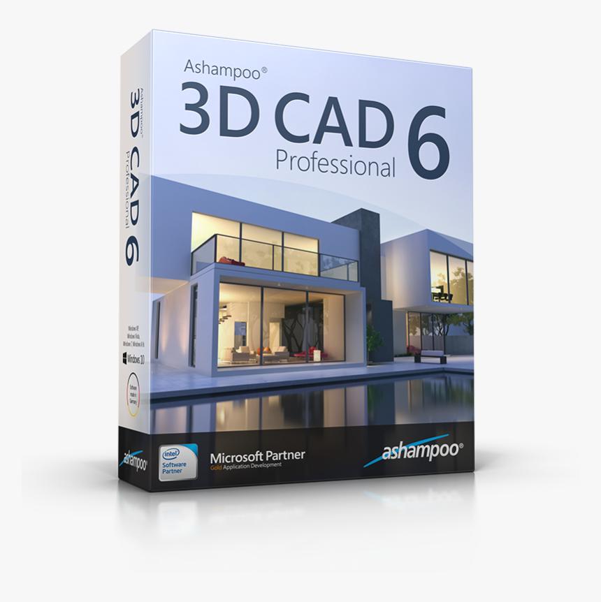 Ashampoo 3d Cad Professional 7.0, HD Png Download, Free Download