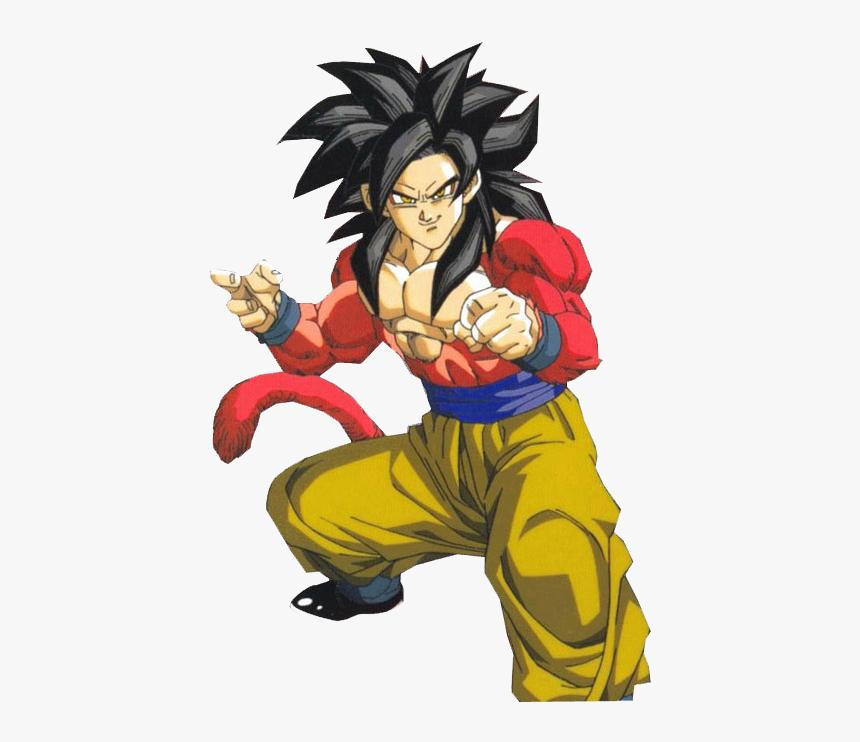 User Posted Image - Super Saiyan Four Goku, HD Png Download, Free Download