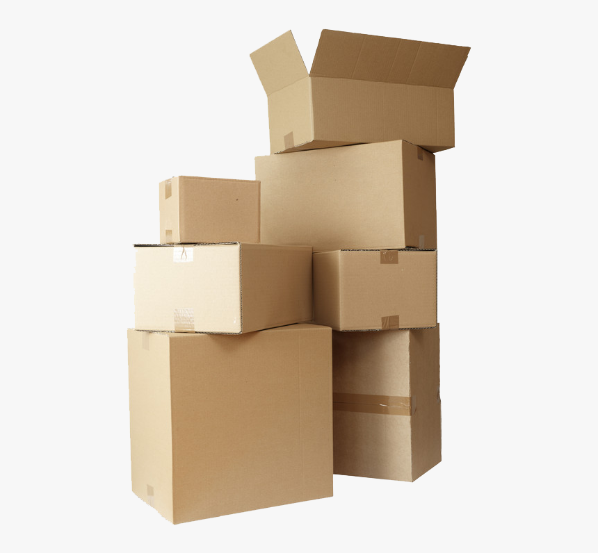 Package Box Transparent Images - Free Shipping Banner Png, Png Download, Free Download
