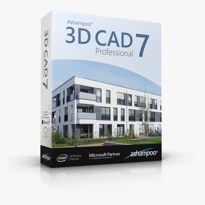 Ashampoo 3d Cad Architecture 7, HD Png Download, Free Download