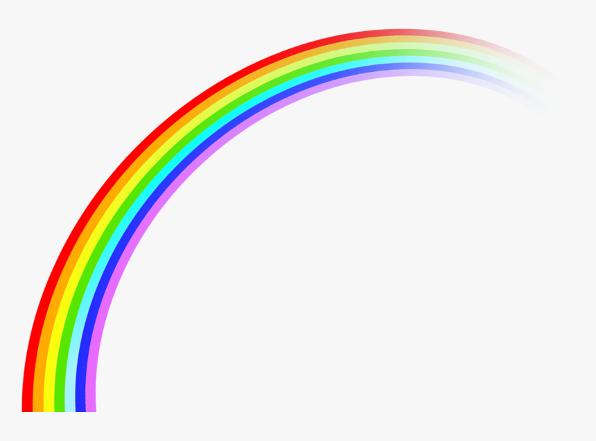 Download Beautiful Rainbow Png - Rainbow Images Png Hd, Transparent Png, Free Download
