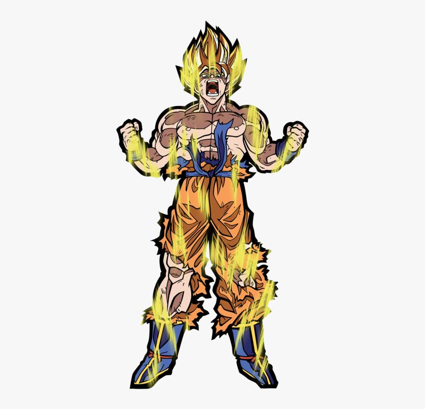 Dragon Ball Z Goku Super Saiyan, HD Png Download, Free Download
