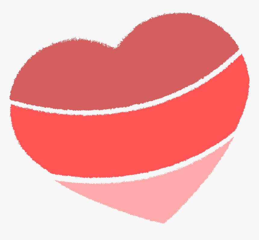 Heart Instagram Love - Corazon De Amor Instagram, HD Png Download, Free Download