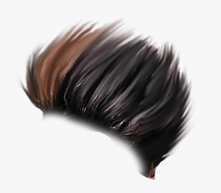 Men Hair Download Transparent Png Image - Picsart Png Hair Style, Png Download, Free Download