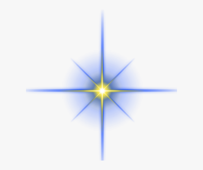 Star Light Effect Png - Vector Star Effect Png, Transparent Png, Free Download