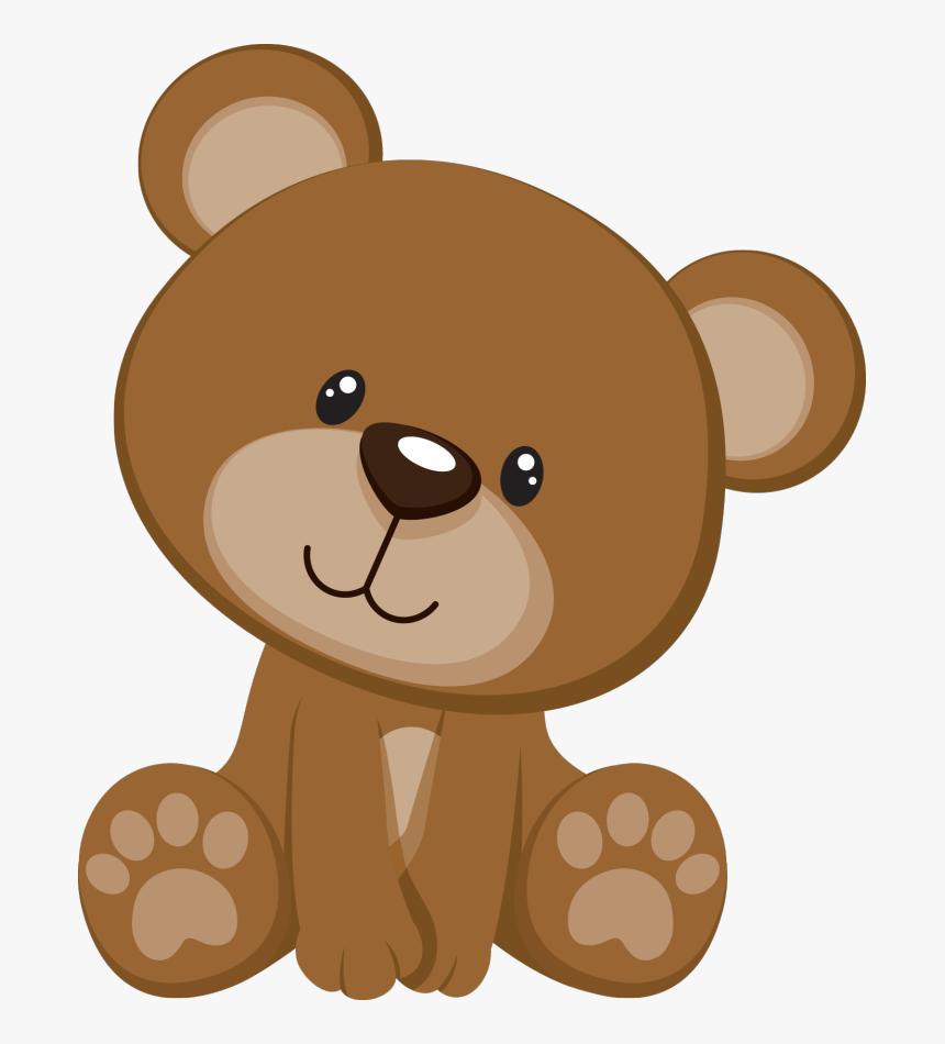 Cartoon Bear Png - Teddy Bear Clipart Png, Transparent Png - kindpng