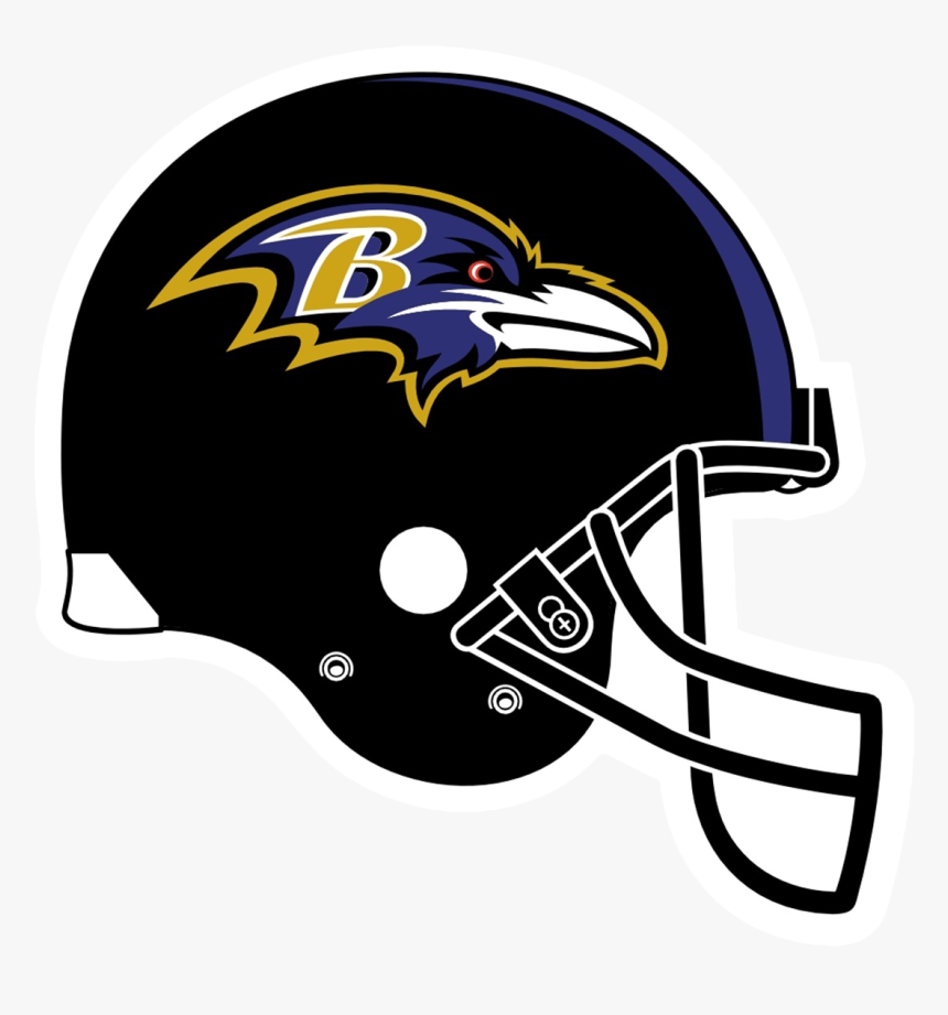 Seattle Seahawks Nfl Chicago Bears Los Angeles Rams - Wake Forest Football Helmet, HD Png Download, Free Download