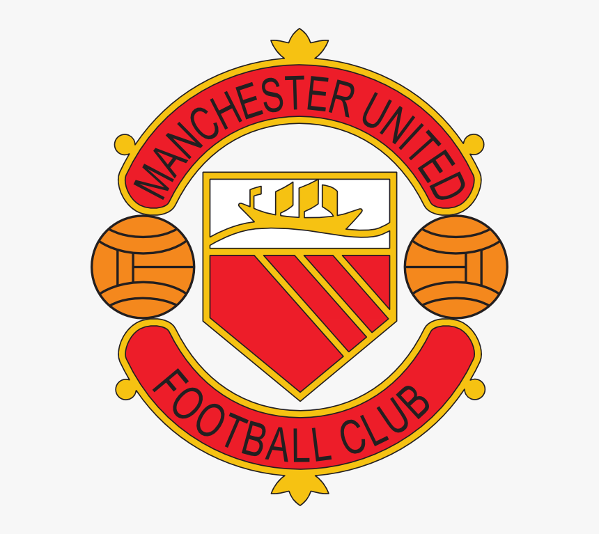 Manchester United Logo Png Picture - Manchester United Fc Old Logo, Transparent Png, Free Download