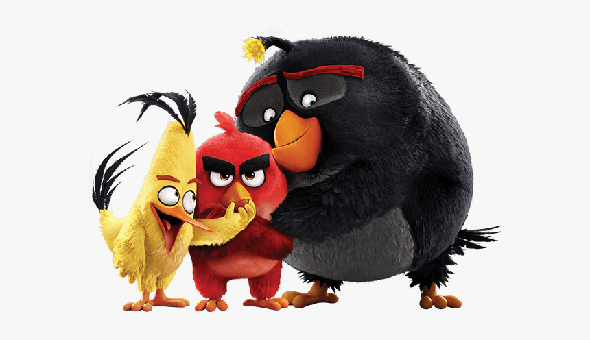Angry Birds Png Transparent Background - Angry Birds Hd, Png Download, Free Download