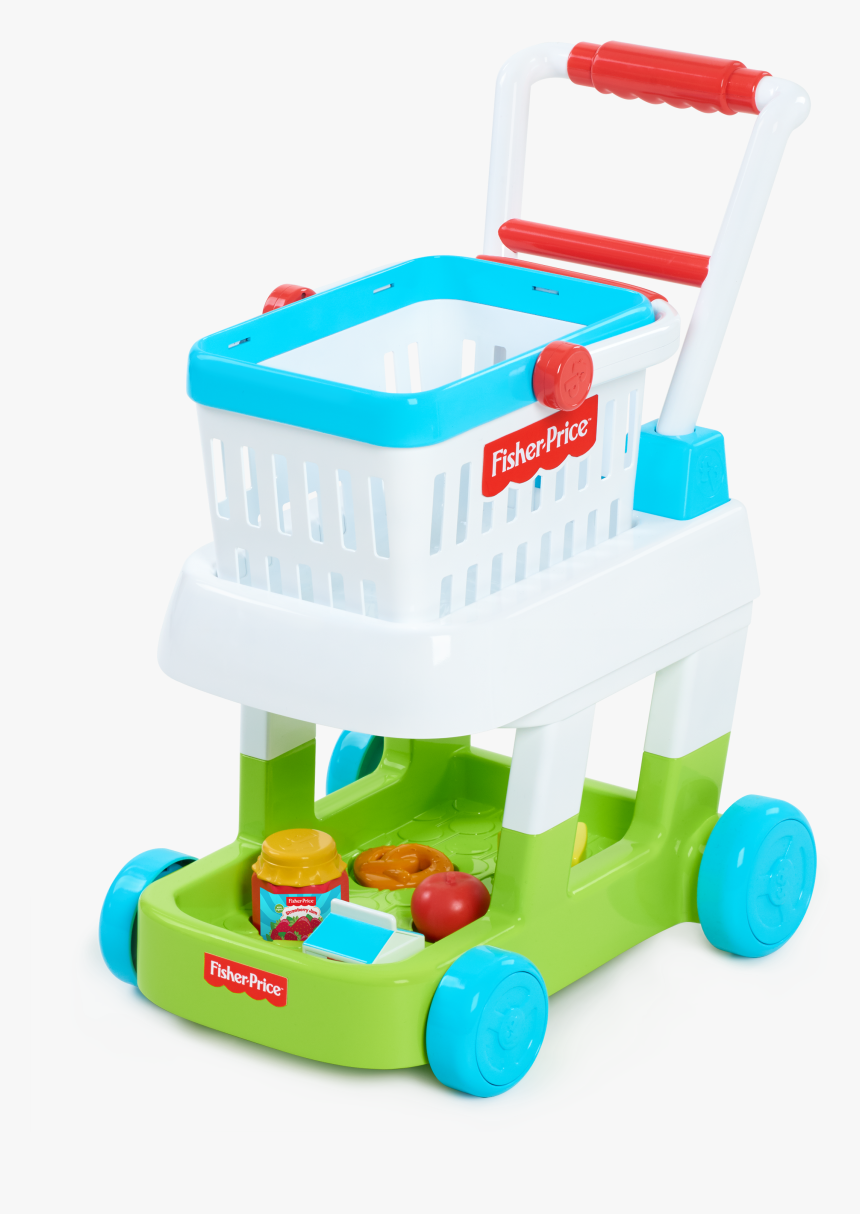 Fisher Price Shopping Cart, HD Png Download, Free Download