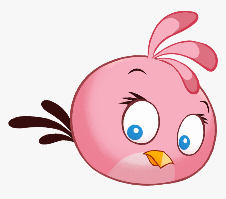 Spy Kids Characters Birds Angry Bird Pink Bird Hd Png Download Kindpng