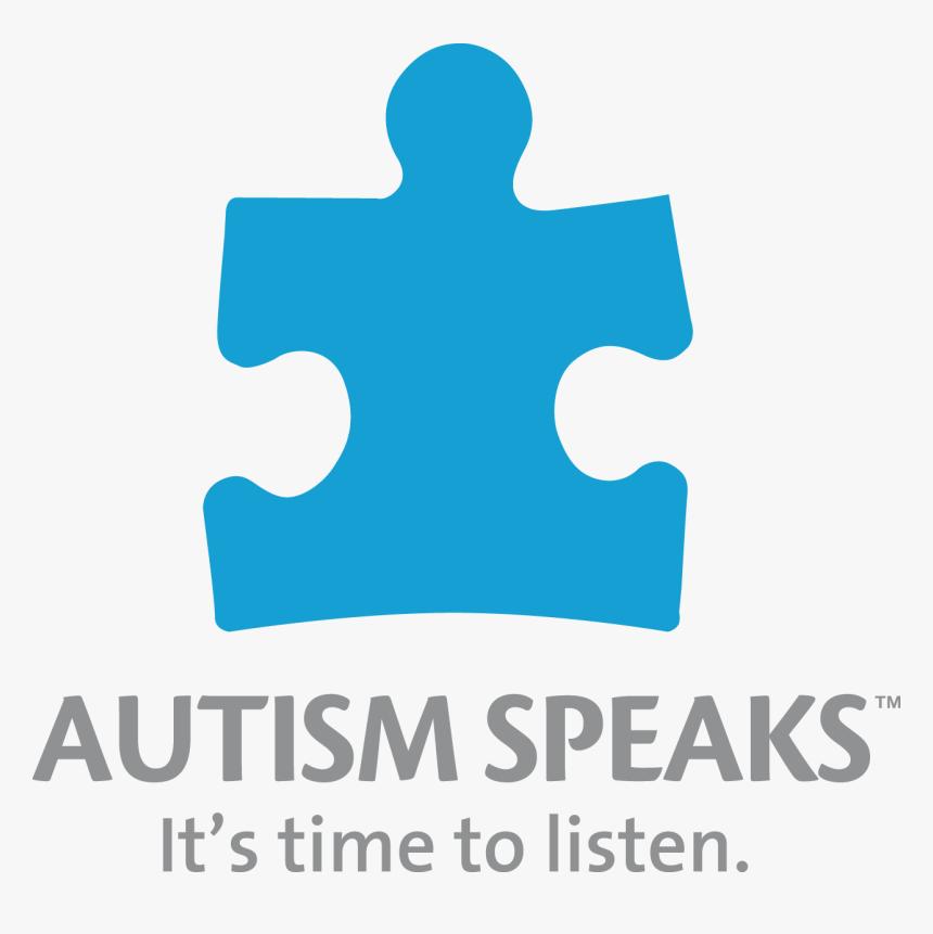 Autism Speaks Logo Png, Transparent Png, Free Download