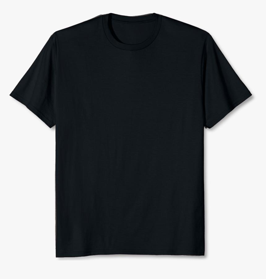 black t shirt png