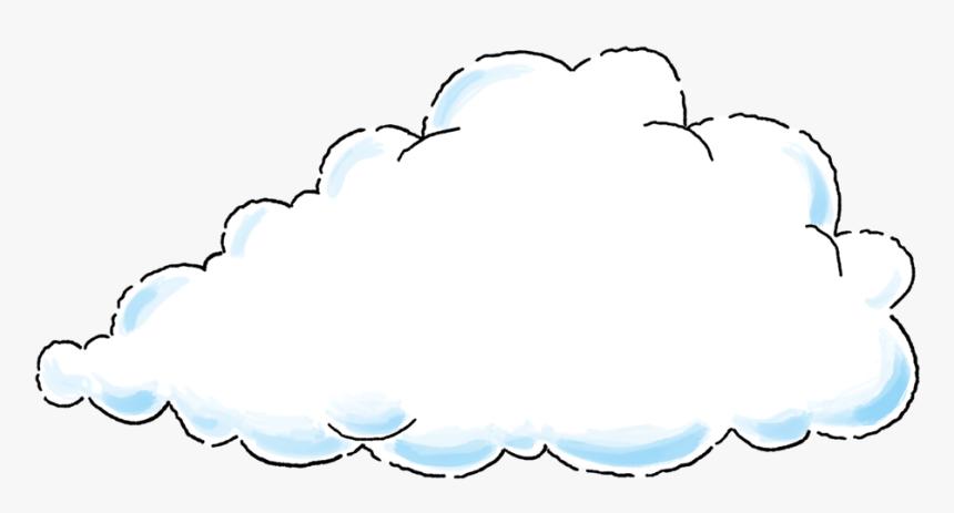 Rain Cloud Clipart Realistic Cartoon Transparent Background Clouds Hd Png Download Kindpng
