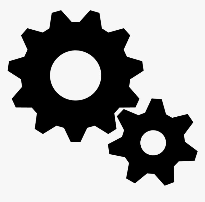 Steampunk Gear Clipart No Background - Transparent Background Gear Clipart, HD Png Download, Free Download