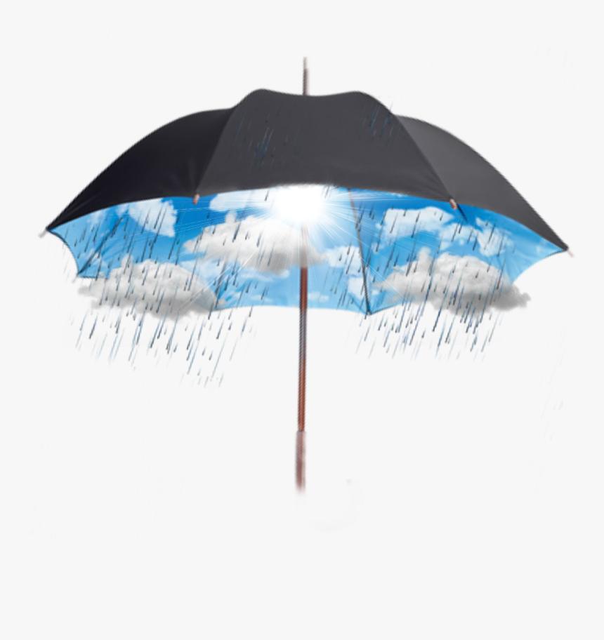 Moonsoon Rain Photoediting Umbrella Png - Umbrella, Transparent Png, Free Download