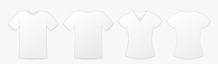 T-shirt, Mockup, Tshirt, Clothing, Design, Mock, Look - T Shirt Mockup Svg, HD Png Download, Free Download