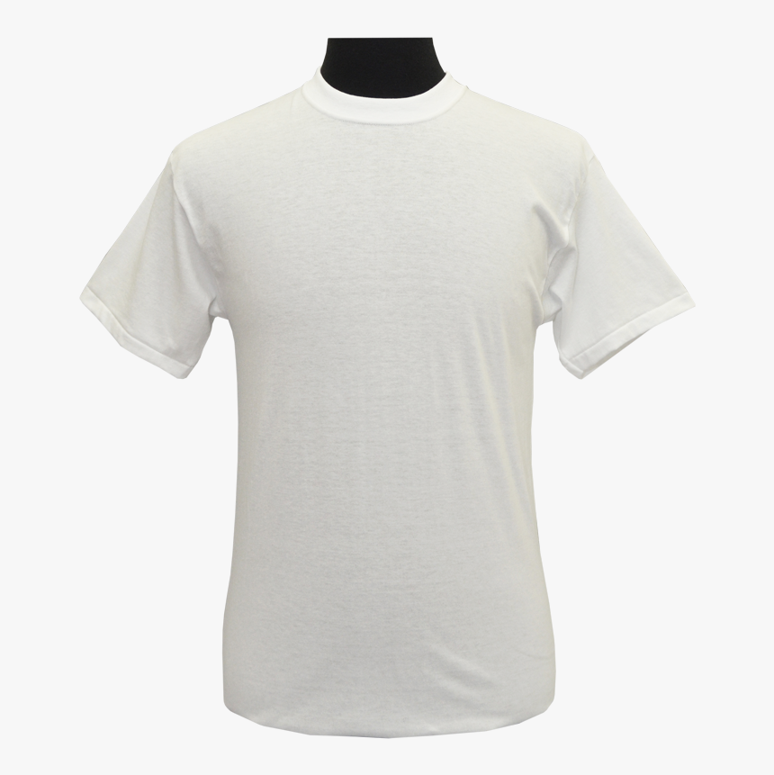 White T Shirt Blank Transparent, HD Png Download, Free Download