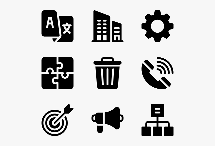 Job Resume Information Technology Icons Png Transparent Png
