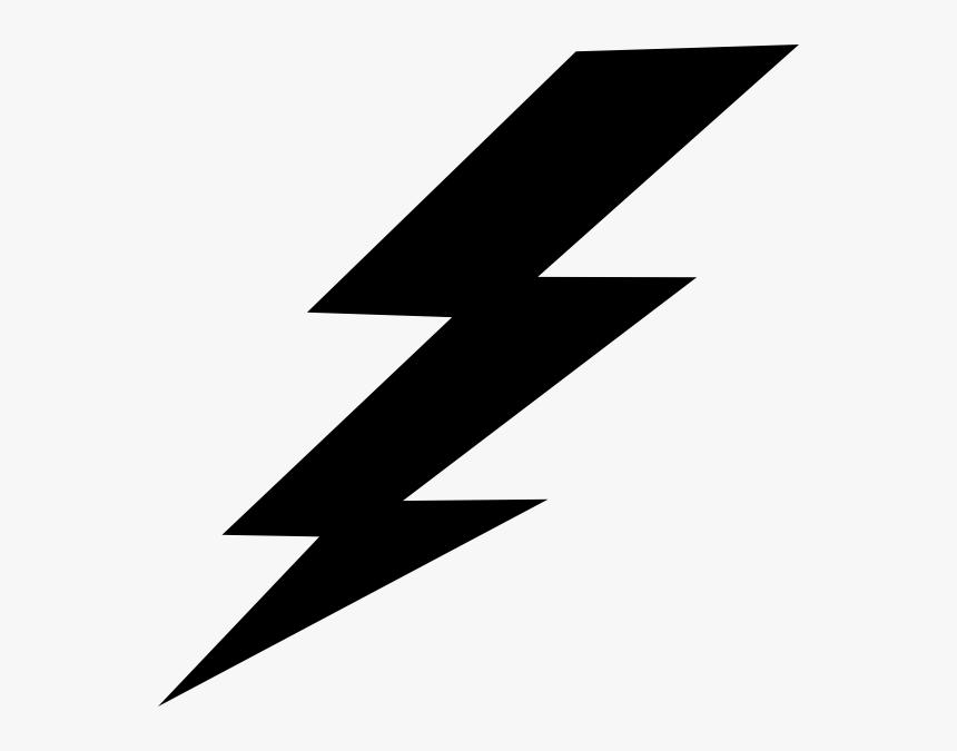 Bolt Lightning Clip Art - Lightning Bolt Svg Free, HD Png Download, Free Download