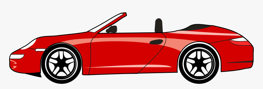 Free Red Sports Car Clipart Clipart And Vector Image Sports Car Clipart Png Transparent Png Kindpng