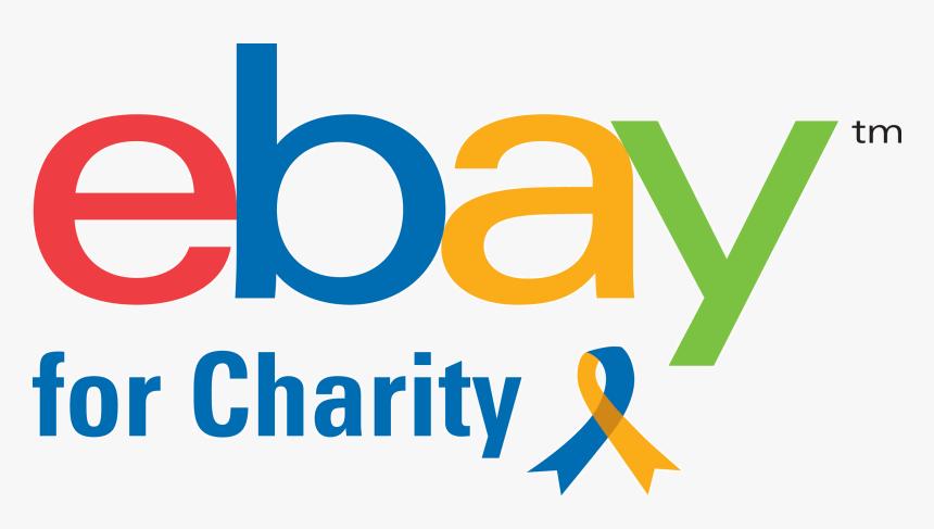Transparent Ebay App Logo Png Ebay For Charity Logo Png Download Kindpng