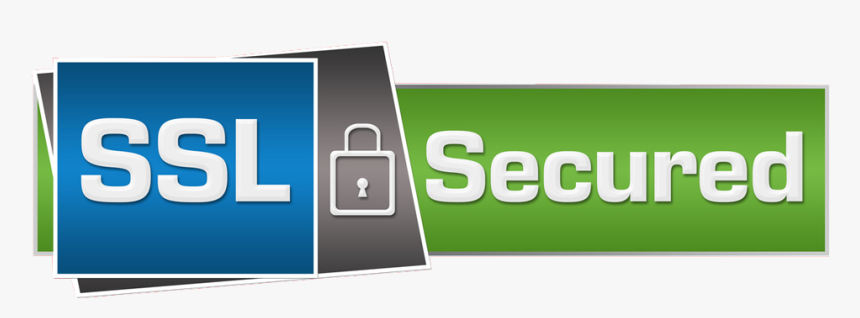 Graphic To Illustrate Website Security Via Ssl - Ssl Secure Website Icon, HD Png Download, Free Download
