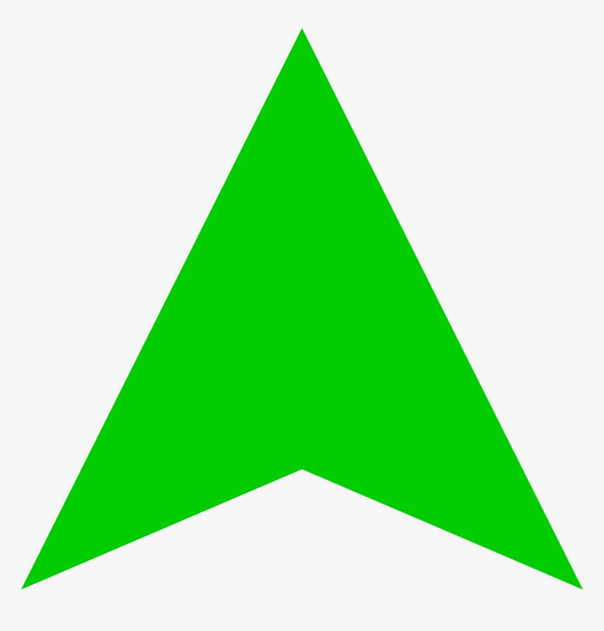 Transparent Png Up Arrow - Green Up Arrow Png, Png Download, Free Download