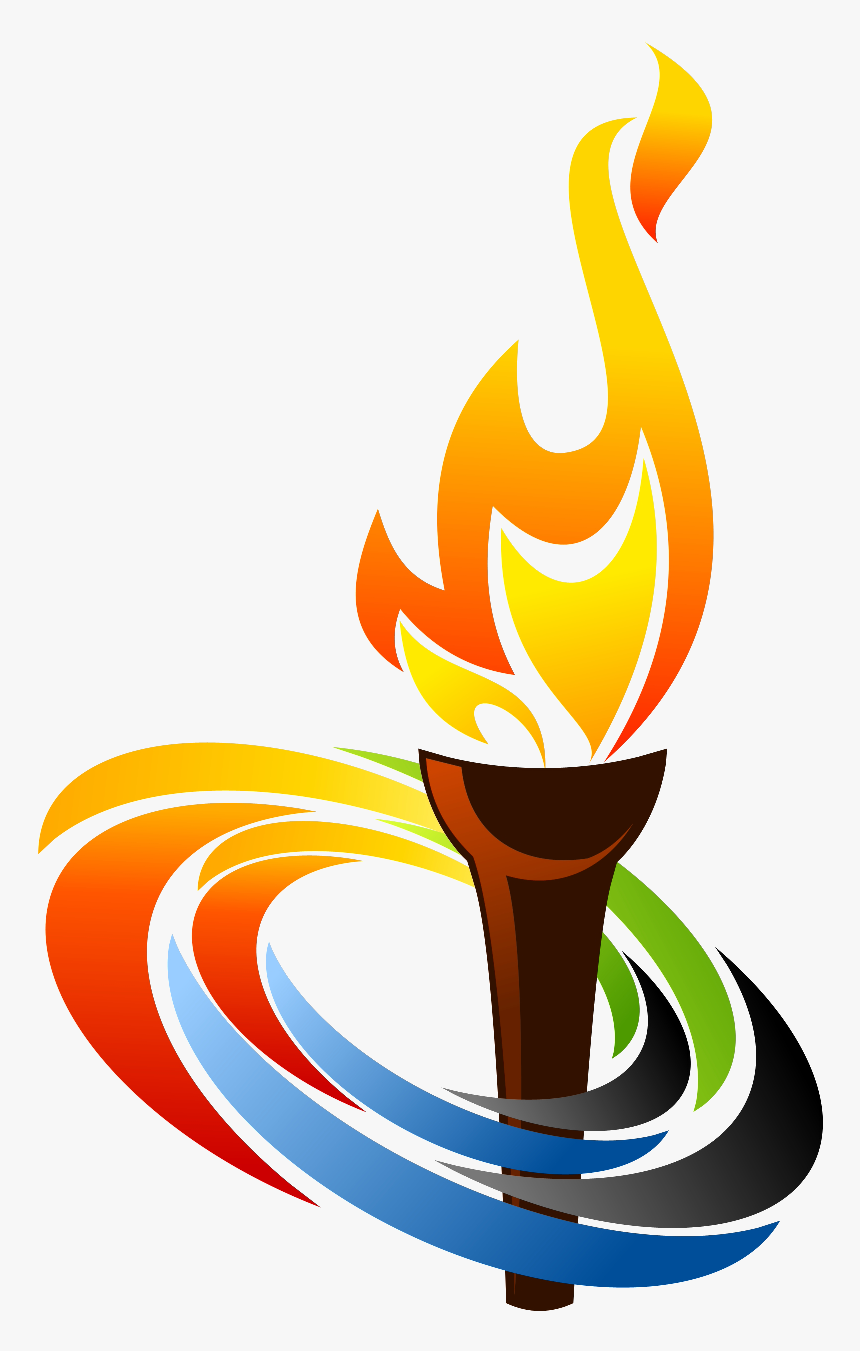 Clipart Sports Light Olympic Sports Logo Png Transparent Png Kindpng
