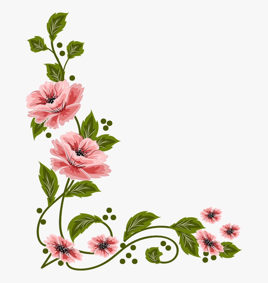 Transparent Flower Clipart Png File For Flowers Png