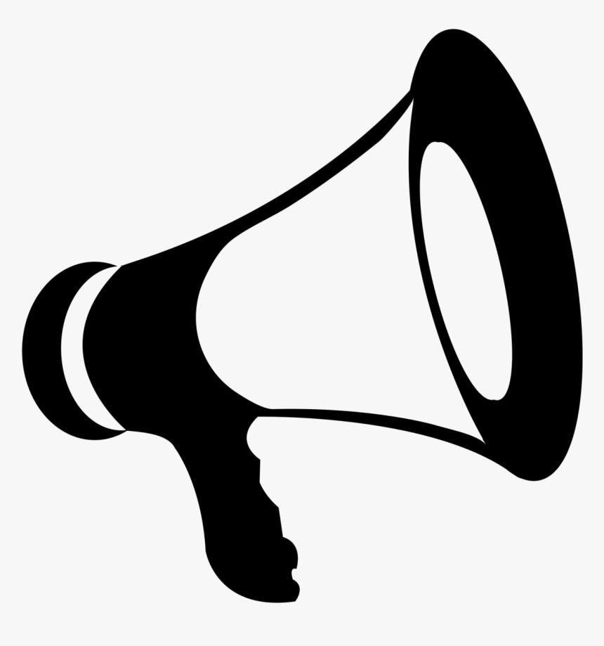 Transparent Background Megaphone Png Clipart , Png - Social Media Public Relations, Png Download, Free Download