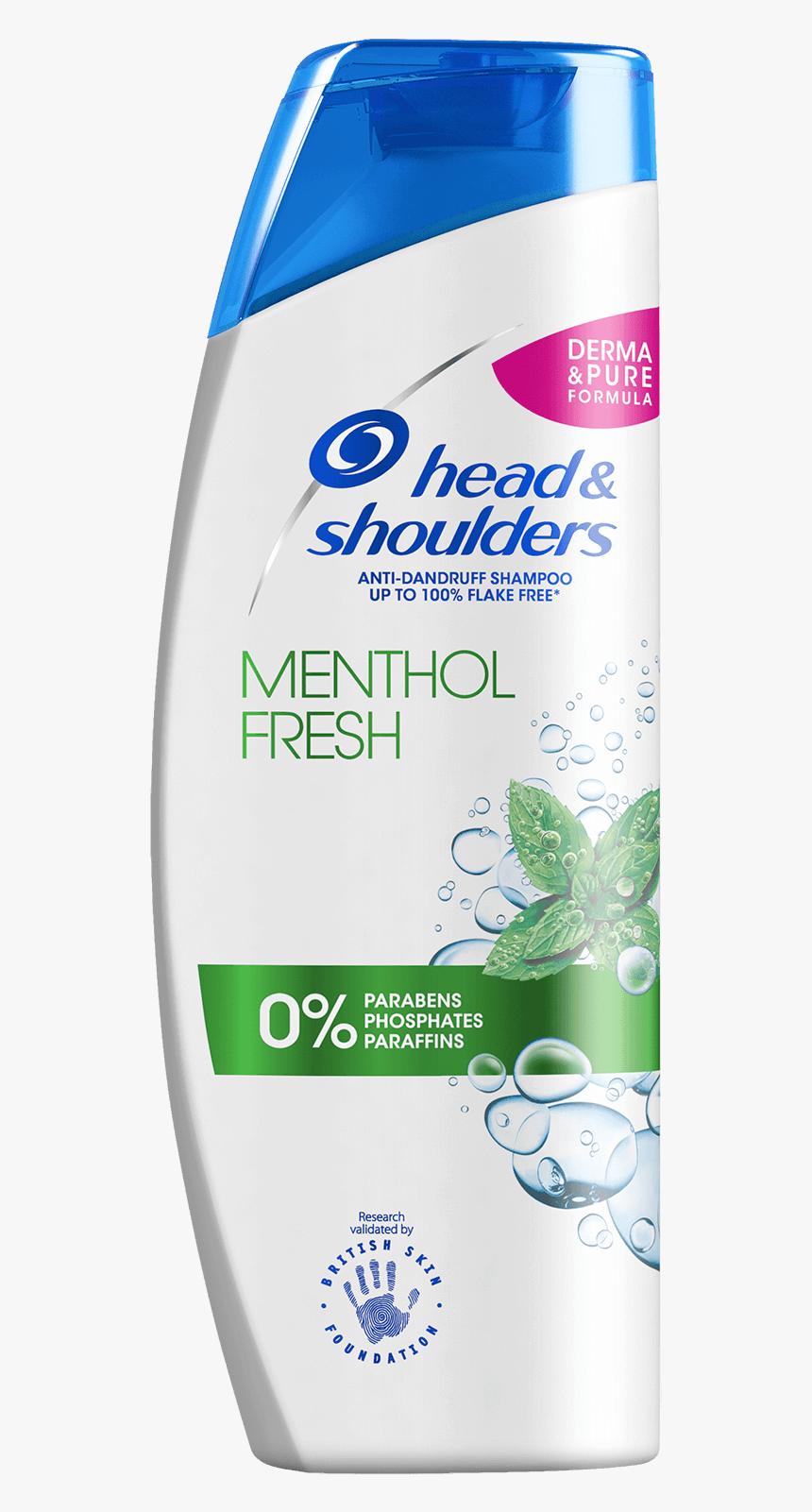 Head & Shoulders Sensitive - Head And Shoulders Shampoo, HD Png Download, Free Download