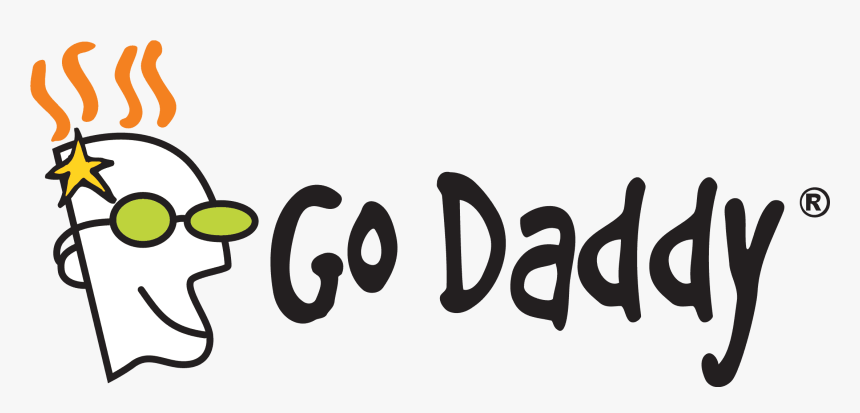 Go Daddy Logo, HD Png Download - kindpng