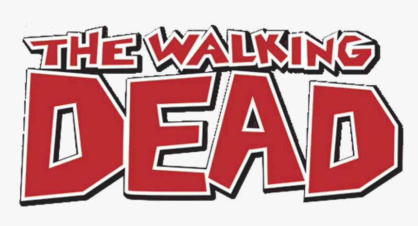 Walking Dead Logo Png - Walking Dead Comic Title, Transparent Png, Free Download
