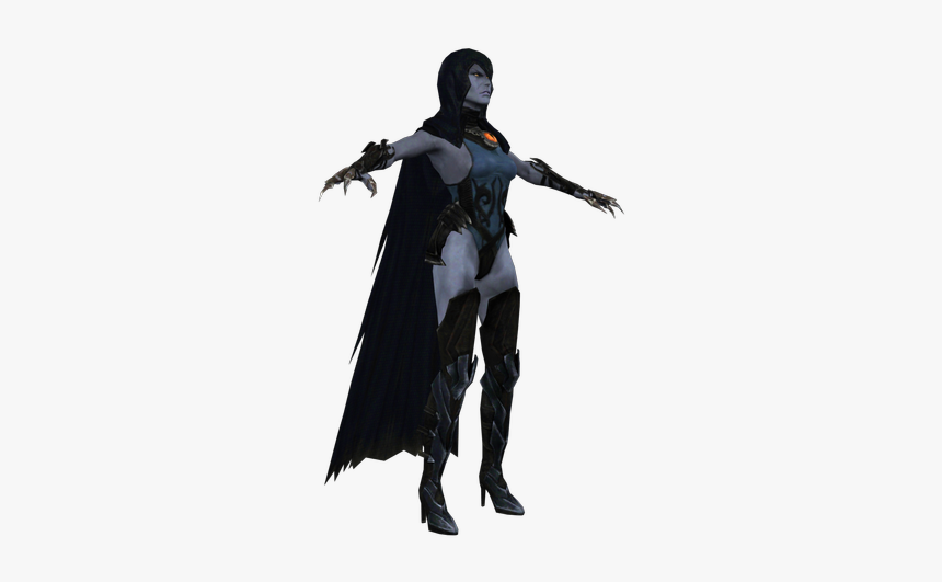 Download Zip Archive - Raven Injustice 2 Gods Among Us, HD Png Download, Free Download